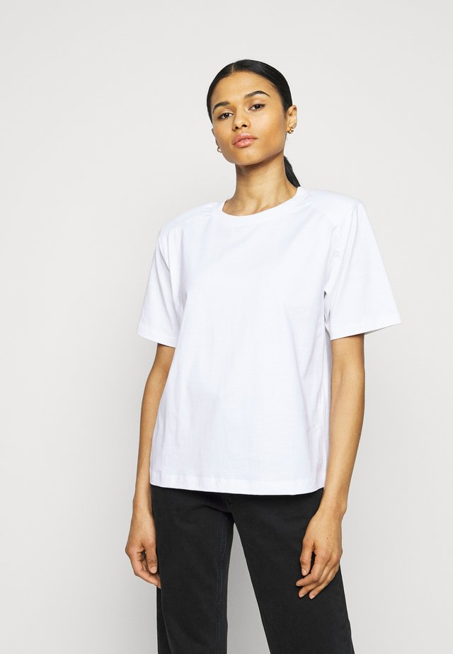 MAINTAIN - T-shirt basique - white