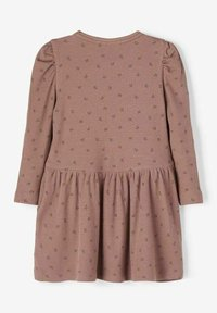 Name it - Jumper dress - brown - 1