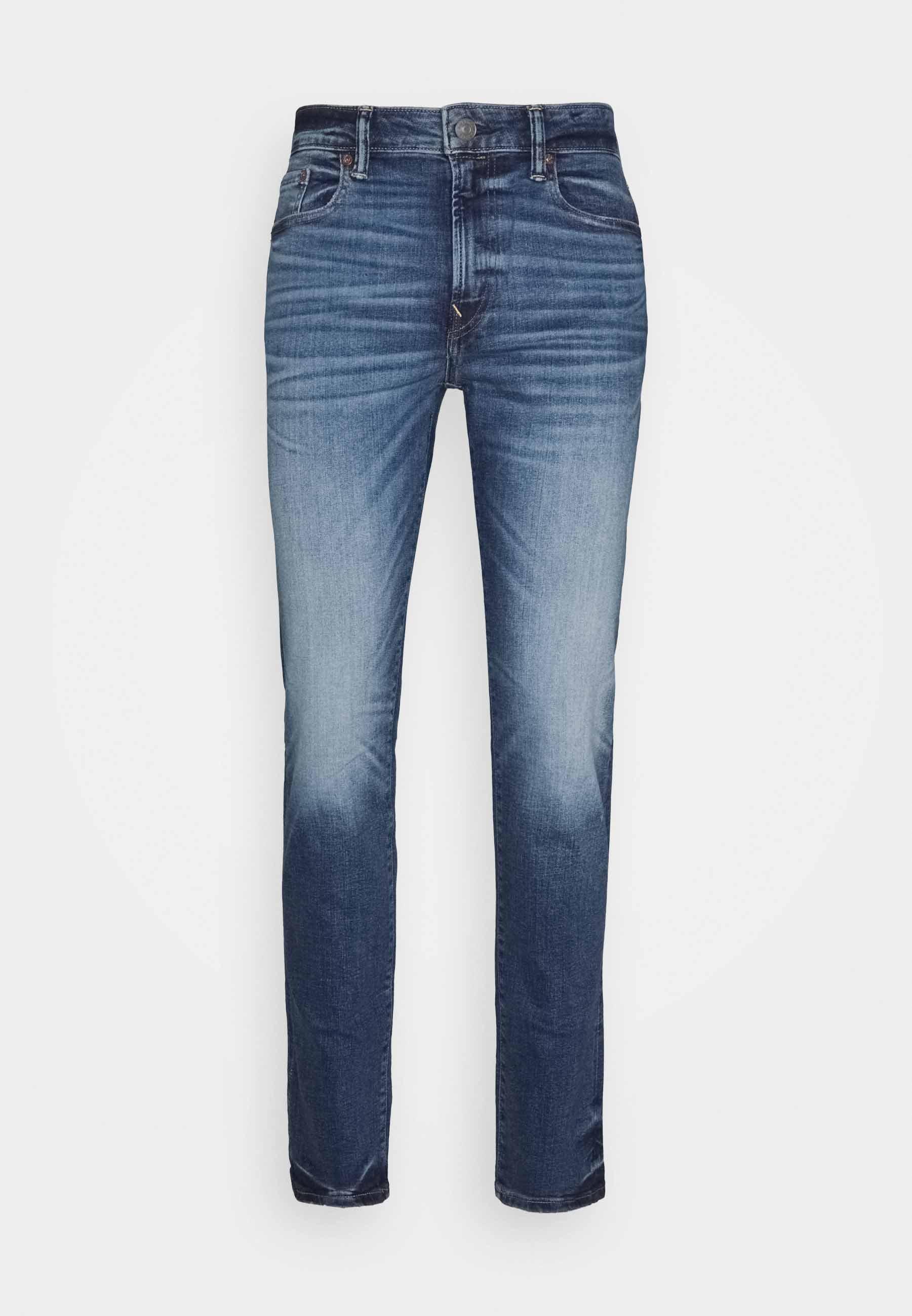 Men DARK CLEAN - Slim fit jeans
