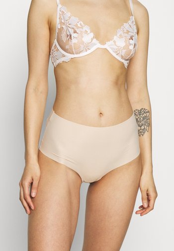 INVISIBLE BRASILIAN 3 PACK - Culotte - rugby tan