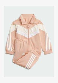 adidas Performance - I FI SHINY TS SET - Trainingspak - pink - 0