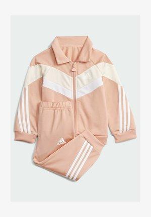 I FI SHINY TS SET - Survêtement - pink