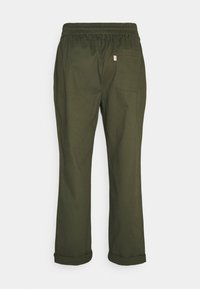 REVOLUTION - CASUAL TROUSERS - Kalhoty - army - 1