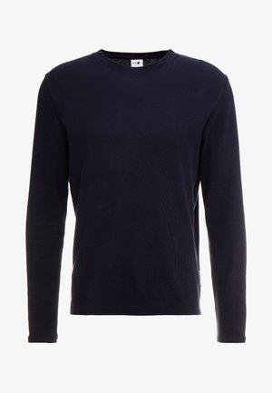 CLIVE - Maglietta a manica lunga - navy blue