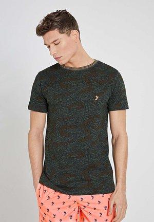 TEE LEAF - T-shirt med print - cilantro