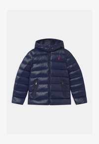 Polo Ralph Lauren - CHANNEL OUTERWEAR - Down jacket - french navy - 0
