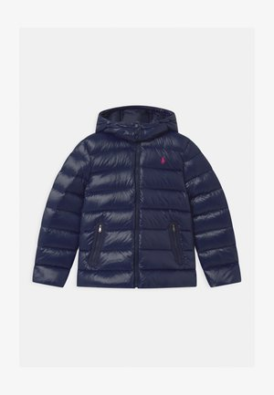 CHANNEL OUTERWEAR - Daunenjacke - french navy