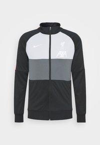 LIVERPOOL FC - Club wear - black/dark grey/wolf grey/white