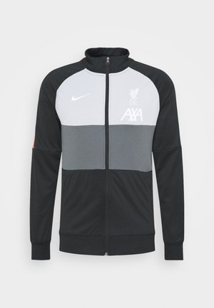 LIVERPOOL FC - Club wear - black/dark grey/wolf grey/white