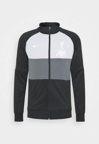 LIVERPOOL FC - Klubbkläder - black/dark grey/wolf grey/white