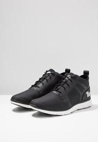 Timberland - KILLINGTON SUPER - Sneakersy wysokie - black - 2