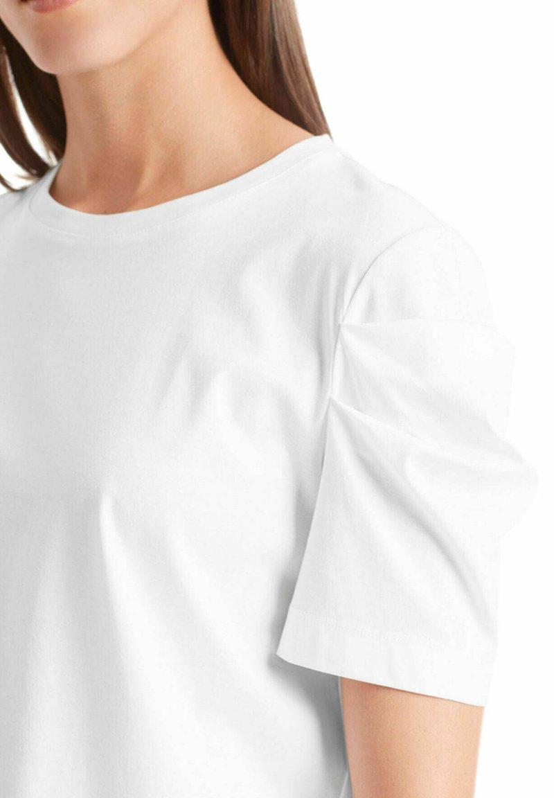Marc Cain - Basic T-shirt - weiss