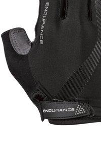 Endurance - Fingerless gloves -  black - 2