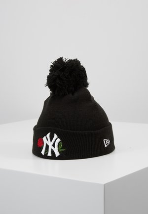 KIDS BOBBLE NEW YORK  - Čepice - black