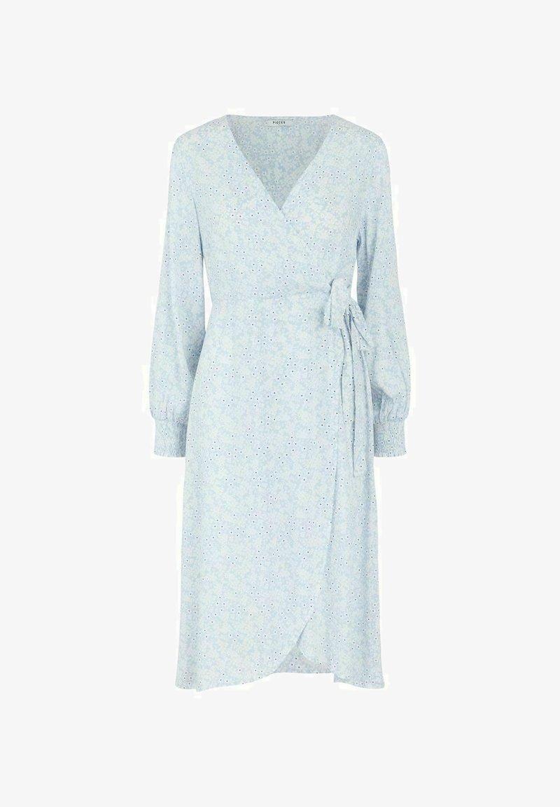 Pieces - Vestido informal - kentucky blue