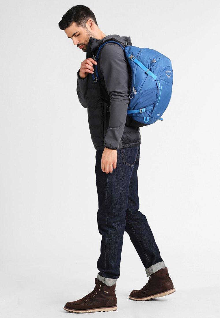 Osprey - HIKELITE - Hiking rucksack - bacca blue
