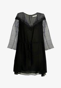 Stevie May - DO NO WRONG MINI DRESS - Denní šaty - black - 3