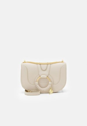 Hana Evenning bag - Across body bag - cement beige