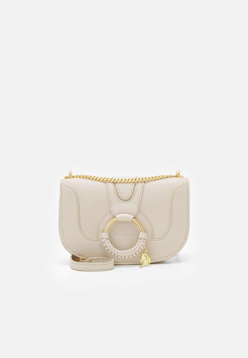 See by Chloé - SHOULDER BAGS - Taška spříčným popruhem - cement beige