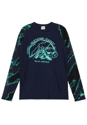 WAVE - Rash vest - scale