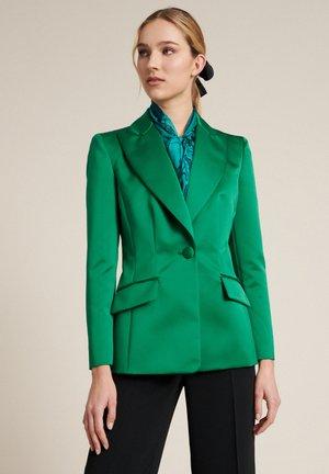 Blazer - verde smeraldo