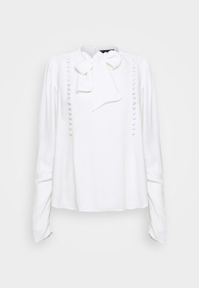 LEICA BLOUSE - Bluzka - off white