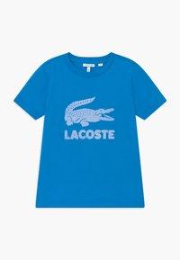Lacoste - T-shirt z nadrukiem - ibiza - 0