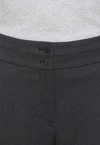 HUGO - HIRANA - Kalhoty - black - 4