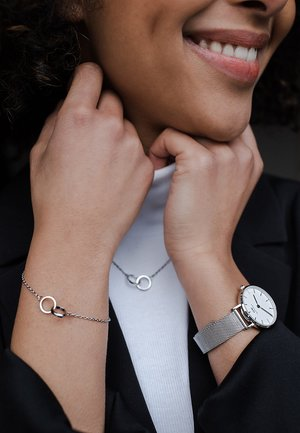 ELAN UNITY NECKLACES - Necklace - silver