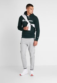 Ellesse - MARTINETTI - Pantalones deportivos - grey - 1