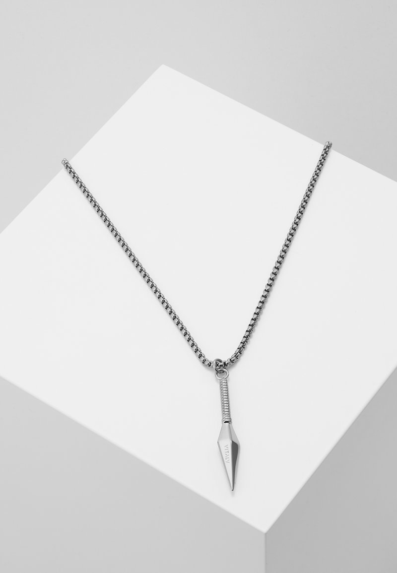 Vitaly - KUNAI UNISEX - Necklace - silver-coloured