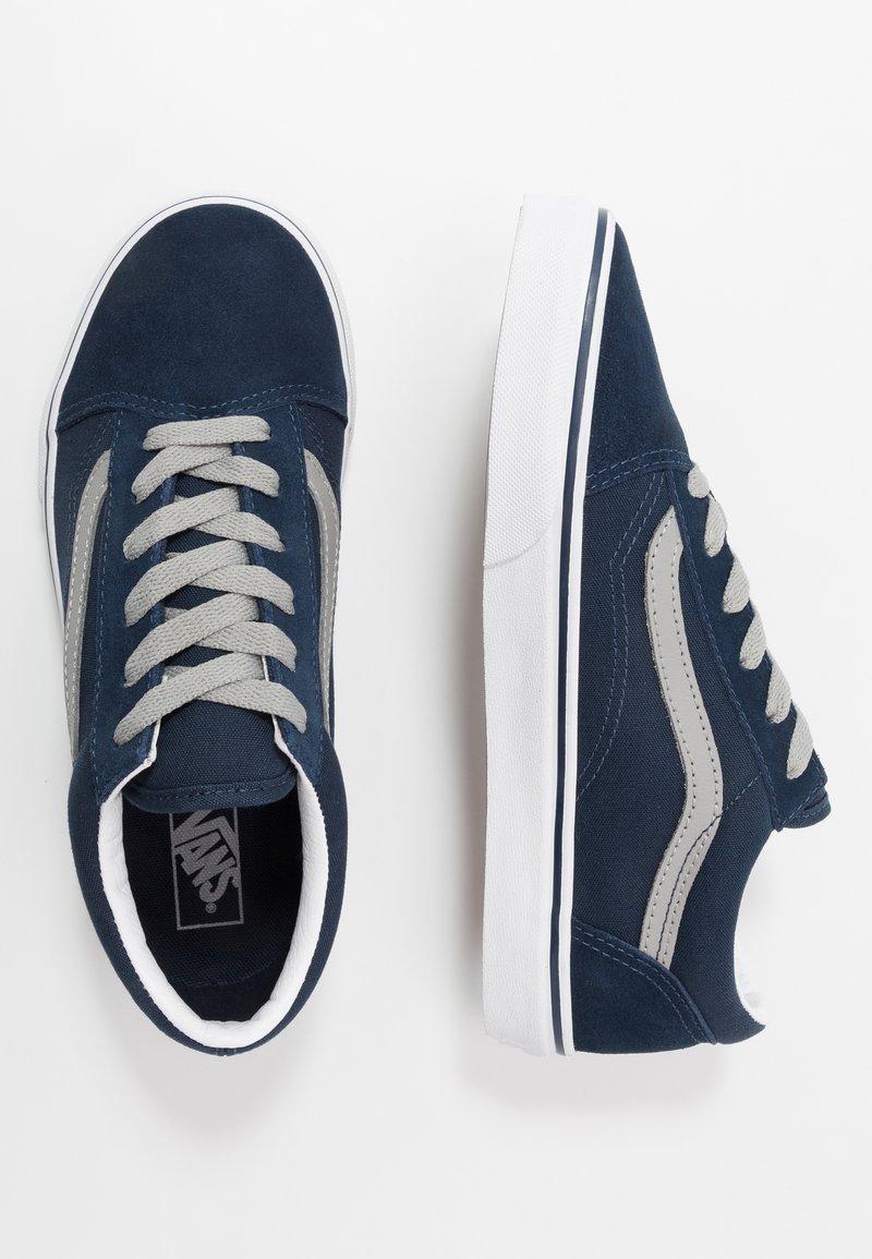 Vans - OLD SKOOL - Sneakers basse - dress blues/drizzle
