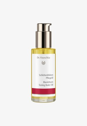 BLACKTHORN TONING BODY OIL - Body oil - -