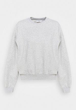 PAMELA OVERSIZED - Sweatshirt - light grey