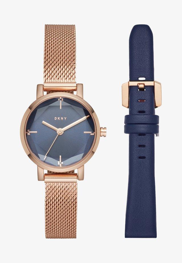 SOHO SET - Horloge - roségold-coloured