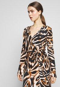 Diane von Furstenberg - TILLY - Day dress - multi-coloured/black/camel - 3