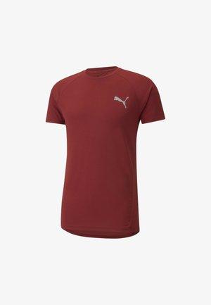 TEE  - T-shirts basic - intense red