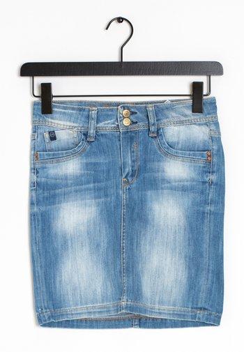 Spódnica ołówkowa  - blue