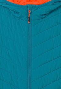CMP - KID FIX HOOD  - Outdoor jacket - ottanio - 2