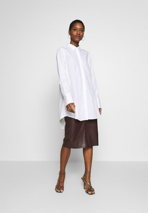BLUME - Button-down blouse - white