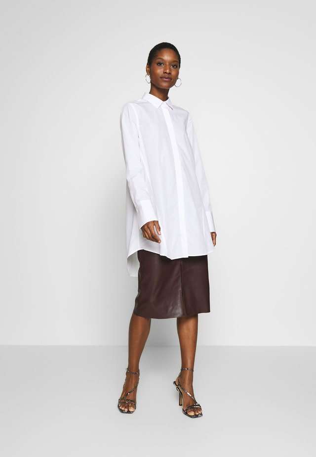 BLUME - Overhemdblouse - white