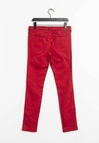 Diesel - Straight leg jeans - red - 1