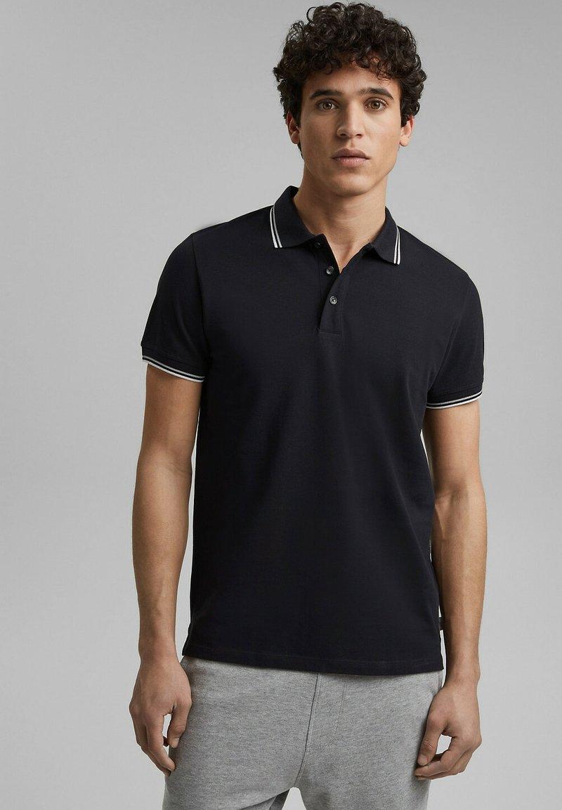 edc by Esprit - Polo shirt - black