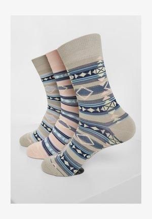 3 PACK - Socks - multicolor