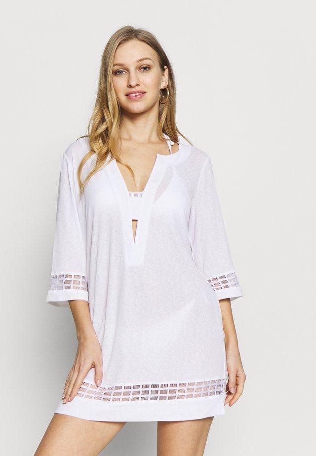 TUNIC - Beach accessory - white