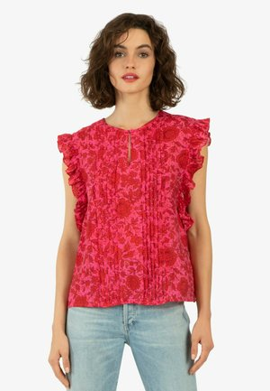 SOMMERBLUSE - Top - pink