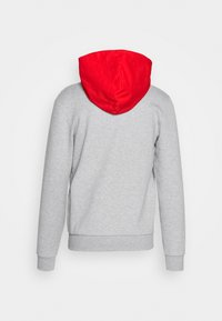 Lacoste Sport - COLOURED HOOD - Sweatshirt - silver chine/gladiolus - 7