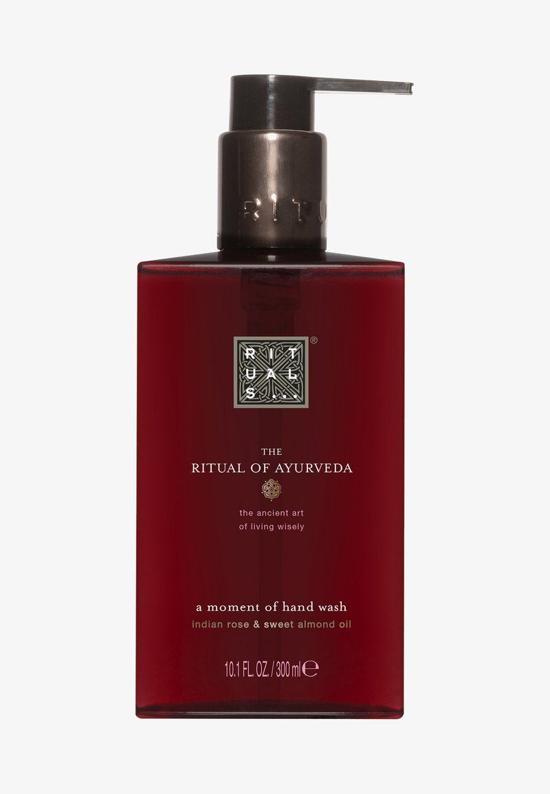 Rituals - THE RITUAL OF AYURVEDA HAND WASH  - Liquid soap - -