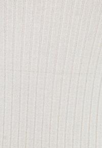 Bershka - Sweter - beige - 5
