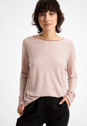 LADAA  - Sweatshirt - light pink, white